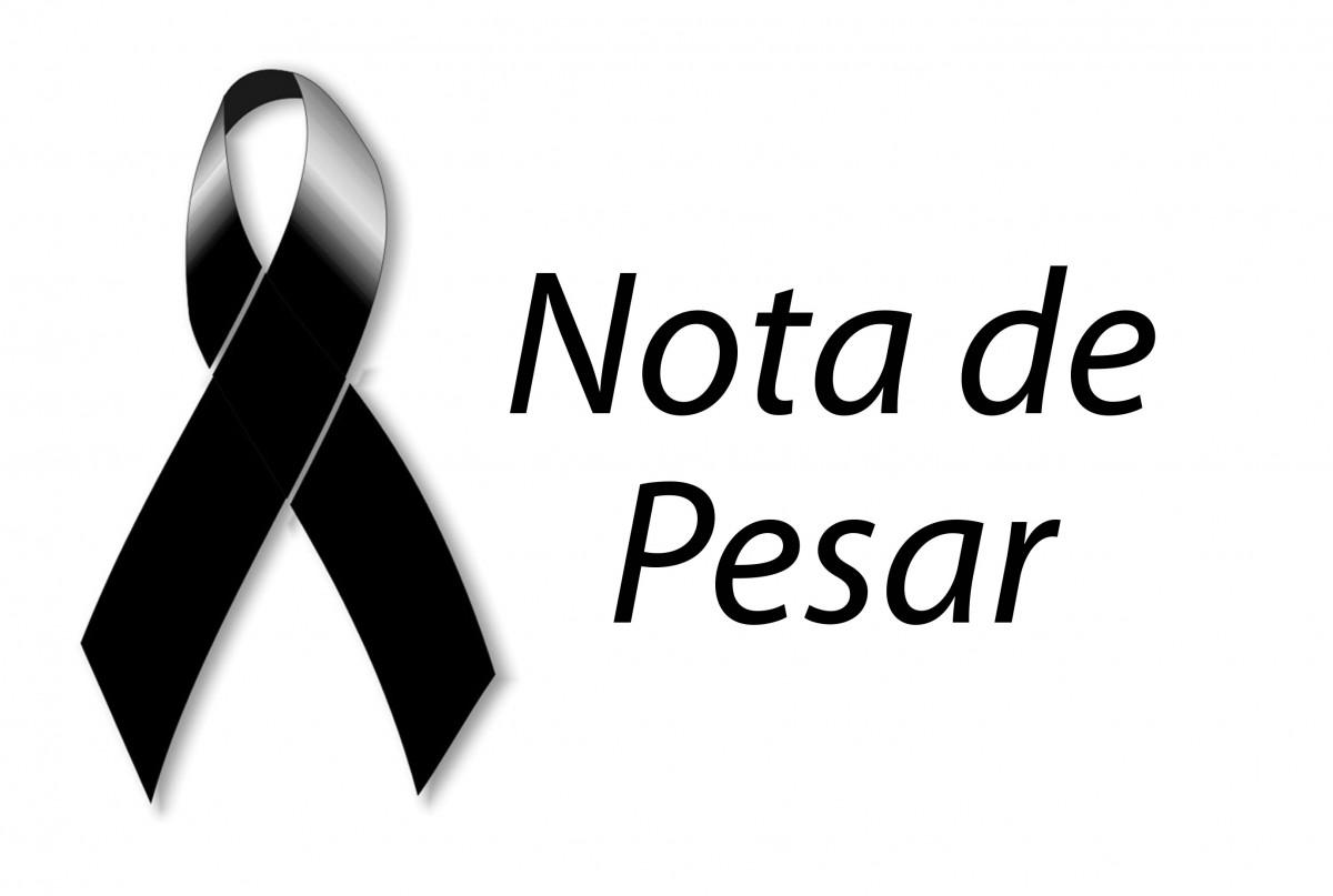 Nota de pesar – Arnaldo Vasconcelos