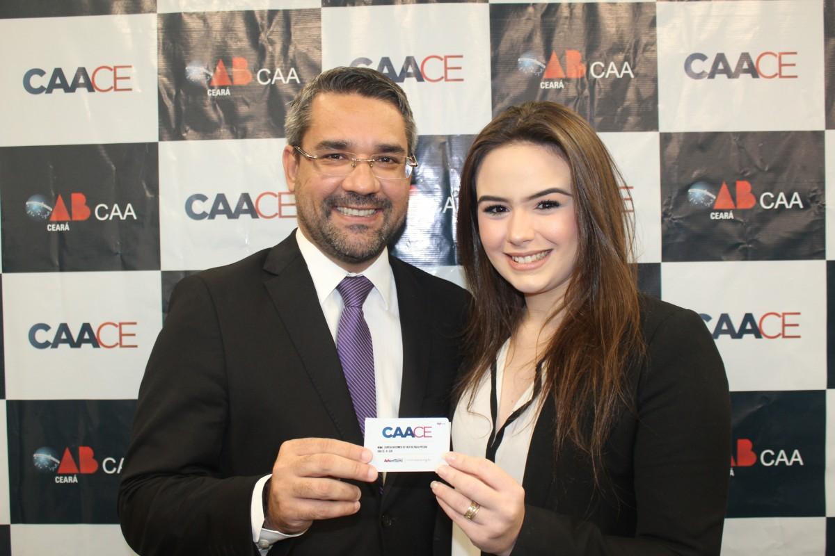Solenidade de entrega de carteiras e cartões associados CAACE (27/05)