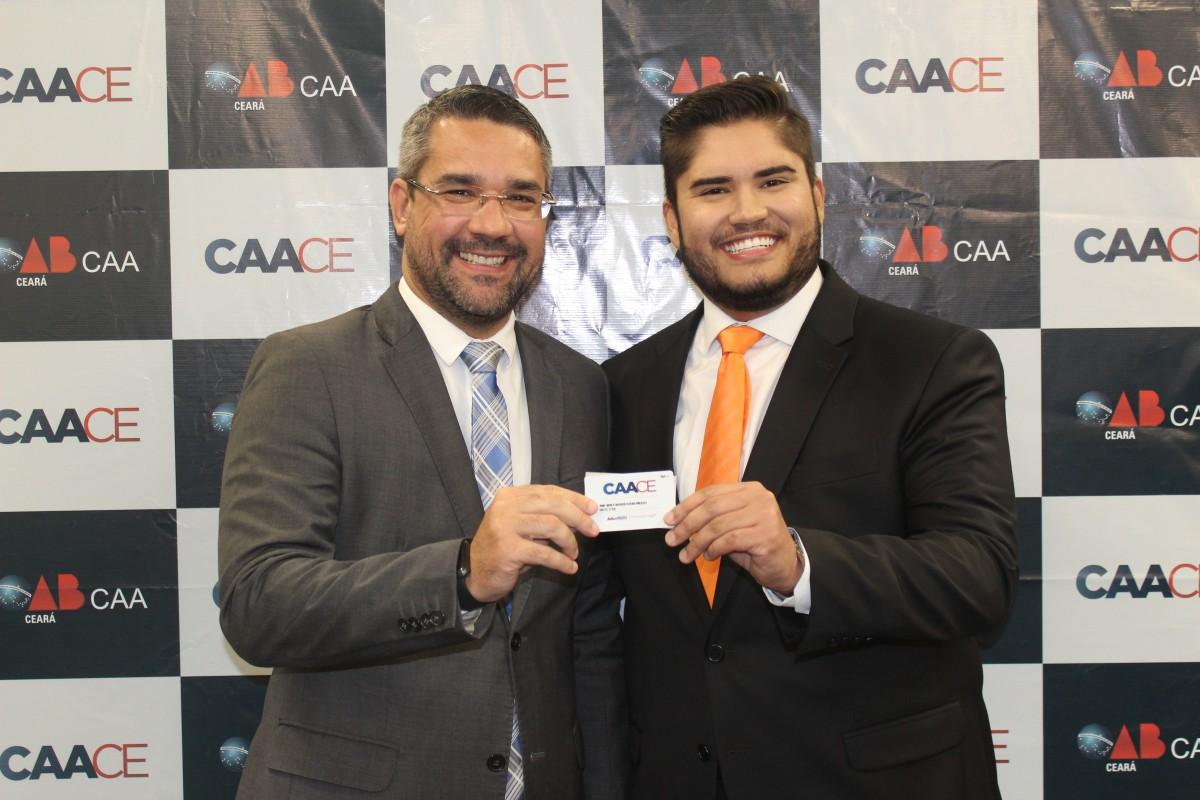 Solenidade de entrega de carteiras e cartões associados CAACE (05/06)