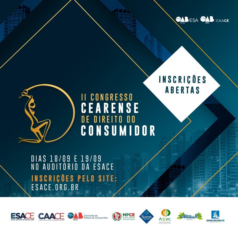 II Congresso Cearense de Direito do Consumidor