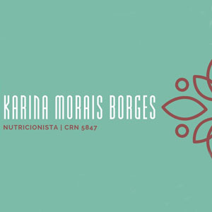 Karina Morais- Nutricionista