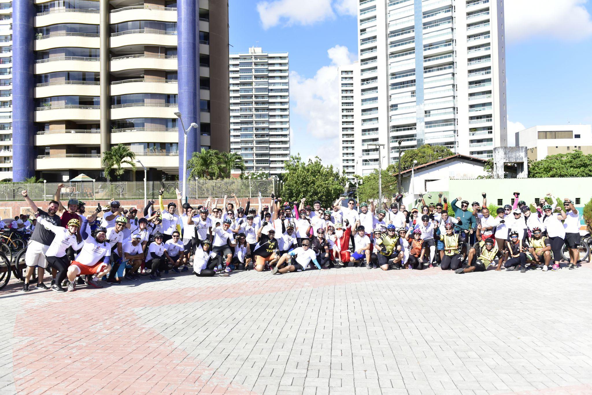 I Pedal Solidário CAACE