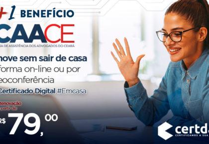 Renovação de Certificado Digital Online