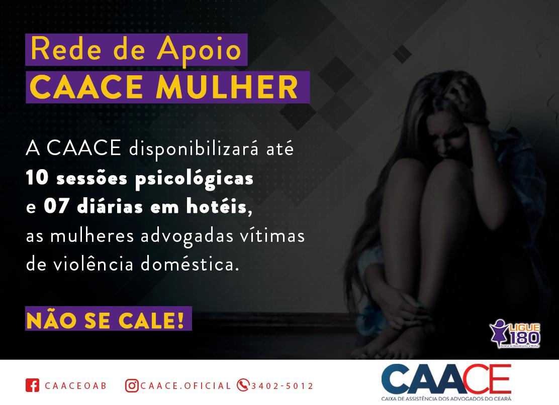 Rede de Apoio CAACE Mulher