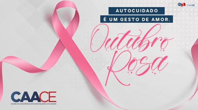 Outubro rosa CAACE
