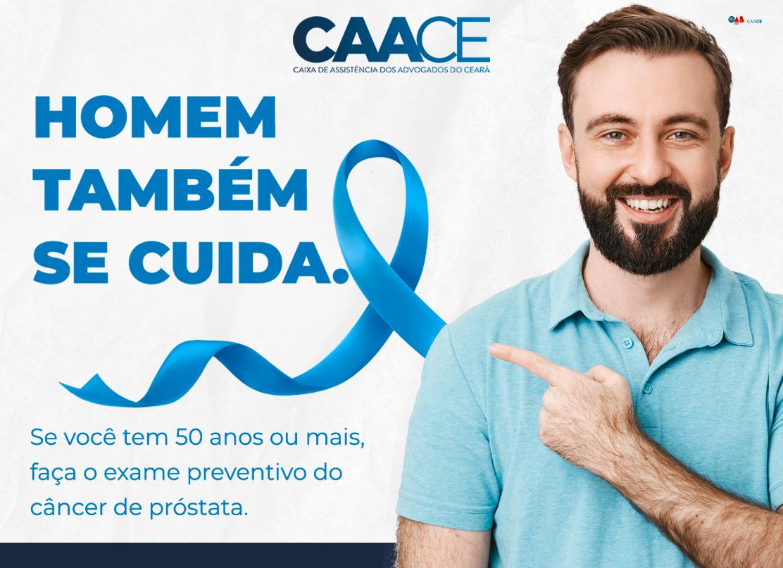 Novembro Azul CAACE