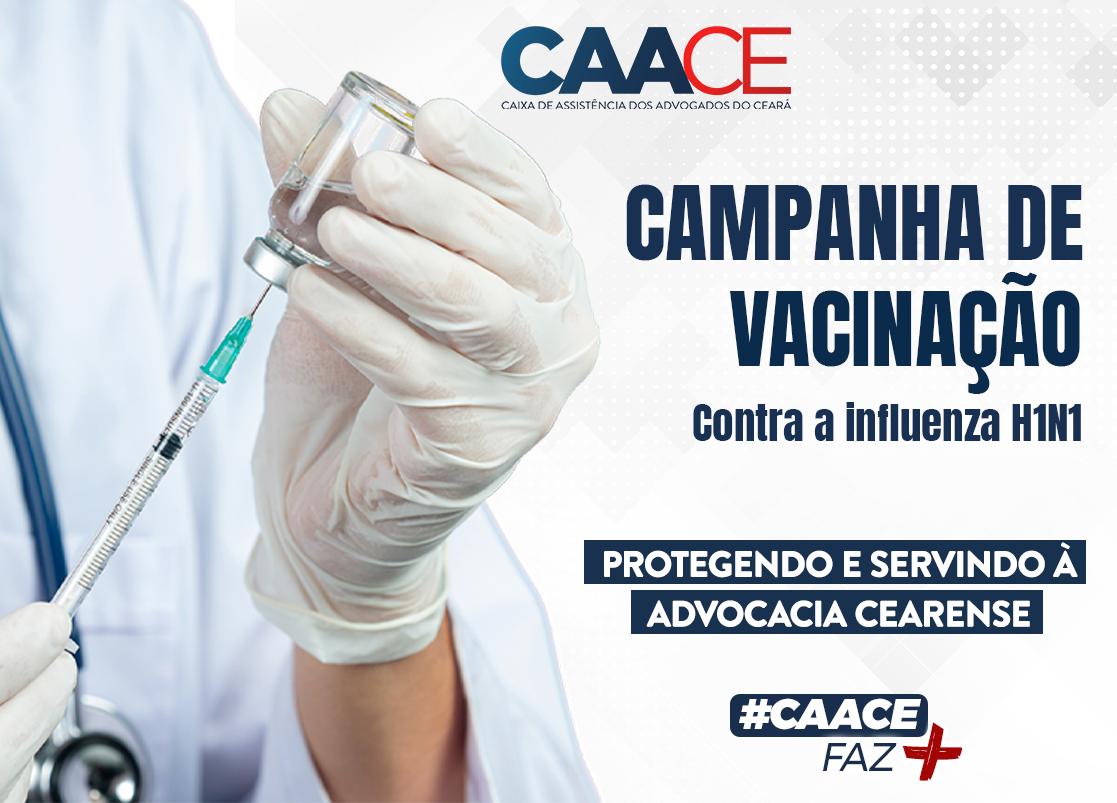 Encerramento da primeira fase da Campanha de Vacinação H1N1 CAACE
