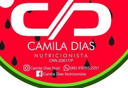 NUTRICIONISTA CAMILA DIAS