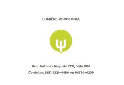 LUMIÉRE CLÍNICA DE PSICÓLOGIA