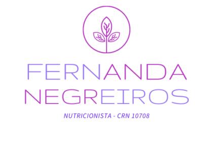 FERNANDA NEGREIRO NUTRICIONISTA